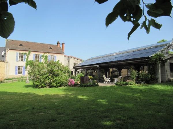 SARL Lionel Perugneau chauffage solaire Solisart
